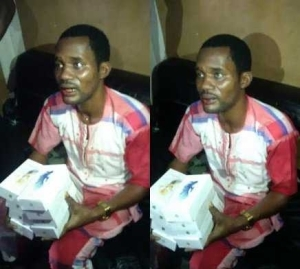 Lagos police confirms arrest of Toyin Aimahku's ex-lover over iPhone theft